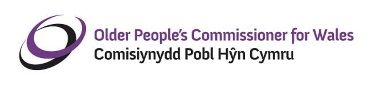 Older Peoples Commissioner for Wales