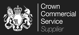 logo accreditation Crown Commercial Service Supplier